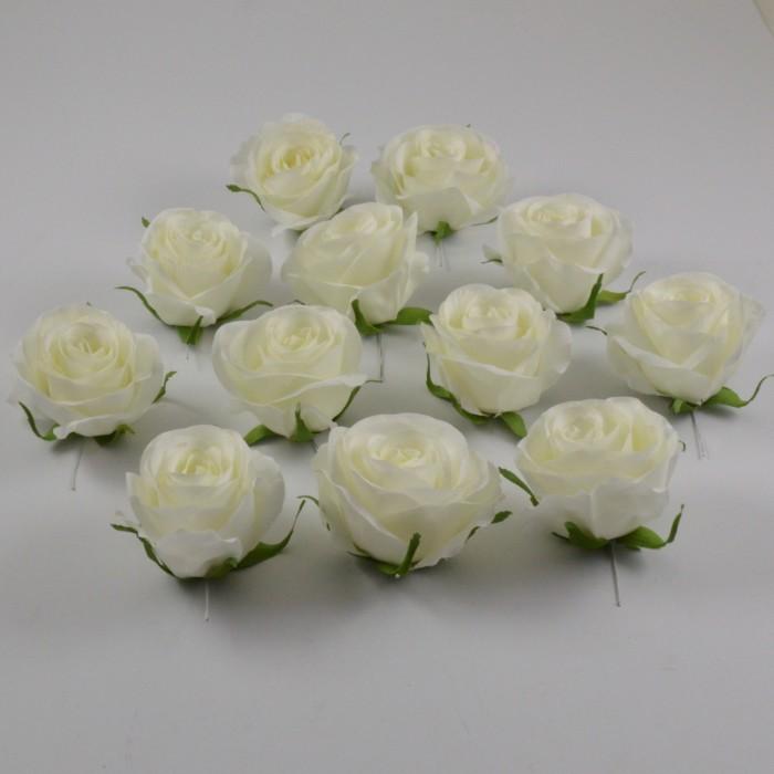 rosenkopf in der box verschiedene farben rosen seidenblumen. Black Bedroom Furniture Sets. Home Design Ideas