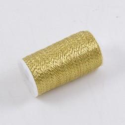 Bouilloneffektdraht gold oder silber