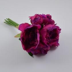 Peony Bund x 11, lila