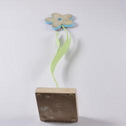 Holzblume Janina, 61 cm, verschiedene Farben