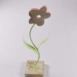 Holzblume Janina, 42 cm, verschiedene Farben