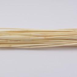 Reed Stäbe 90 cm gebleicht