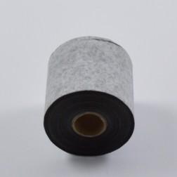 Prägepapier schwarz, verschiedene Größen