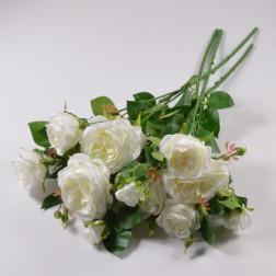 Rose Melinda verzw. 61 cm creme
