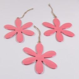 Blume Irma, pink, verschiedene Größen
