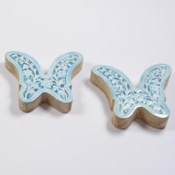 Schmetterling Dari, 19 cm, verschiedene Farben