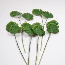 Philoblatt x 2, 48 cm grün
