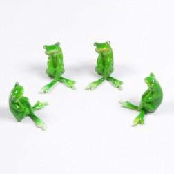 Frosch Albert, grün