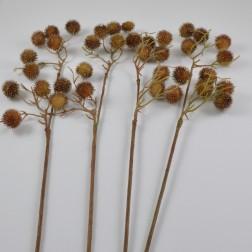 Kastanienzweig 58 cm, verschiedene Farben