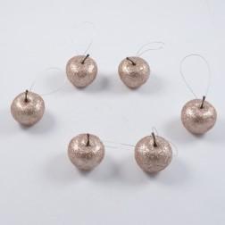 Apfel Jelly, rose-gold, verschiedene Größen