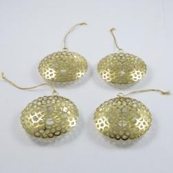 Ornament Dario, gold, 10 cm