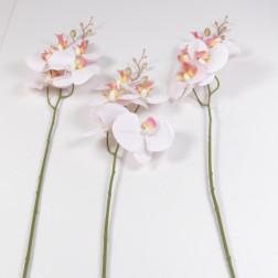 Orchideenzweig, 83 cm, verschiedene Farben