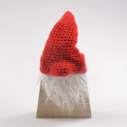 Holz-Niko, 32 cm rot