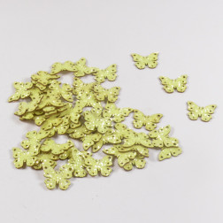 Schmetterling Clara, 3.5 cm, verschiedene Farben