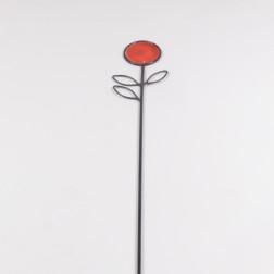 Metallstecker Michel, 60 x 5 cm, verschiedene Farben