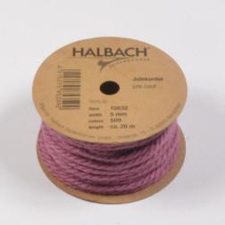 Jutekordel 15632 farbig, 20 m, verschiedene Farben