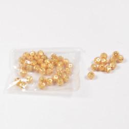 Kugel Chello, 12 mm, gold