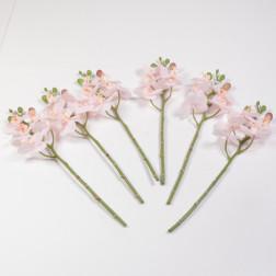 Orchidee Mira, 34 cm, verschiedene Farben