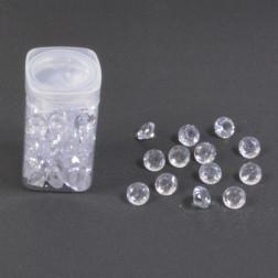 Diamant 1.8 cm klar
