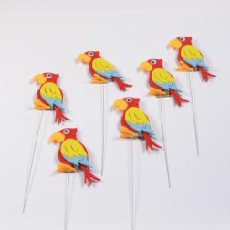 Stecker Papagei 115 mm