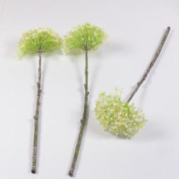 Blueten-Zweig, 44 cm, verschiedene Farben