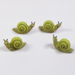 Schnecke Gundi gruen 11.5 cm