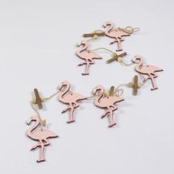 Flamingogirlande