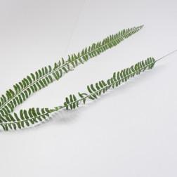 Farnblatt 130 cm grün