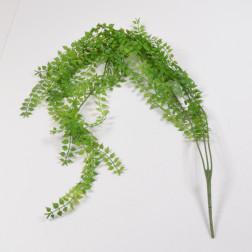 Teeblatthänger, 99 cm grün