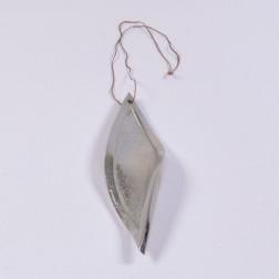 Alu-Haenger Sion, 21 cm, silber