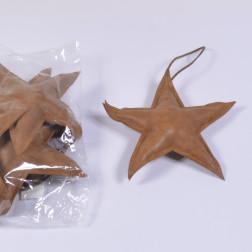 Stern Leder, 18 cm