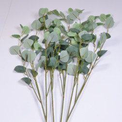 Eucalyptuszweig, 85 cm, grün