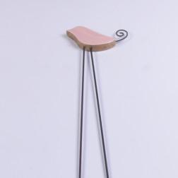 Vogelstecker Lino, 40 cm, verschiedene Farben