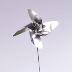 Edelstahl Windmuehle, verschiedene Größen
