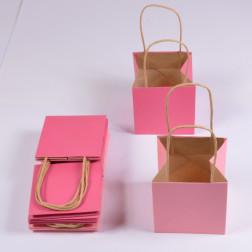 Papiertasche Armani sort., verschiedene Farben