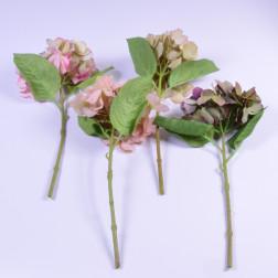 Hortensienpick, 33 cm, 4er Mix