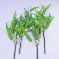 Bamboozweig, 30 cm, grün