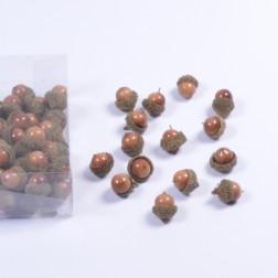 Eicheln, 2.5 cm, natur