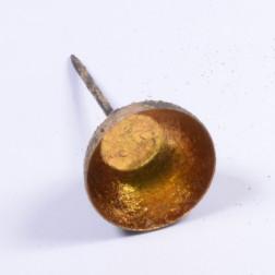 Teelichthalter Tivo, 7.5 cm, gold